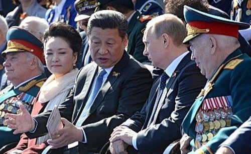 Trung-Nga thông báo kế hoạch tập trận ở Biển Đông - Ảnh 1
