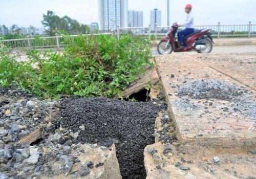 Bê tông cốt xốp ở cầu vượt đường sắt Hà Nội - Ảnh 7
