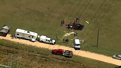 Khinh khí cầu bốc cháy tại Mỹ, 16 người thiệt mạng - Ảnh 1