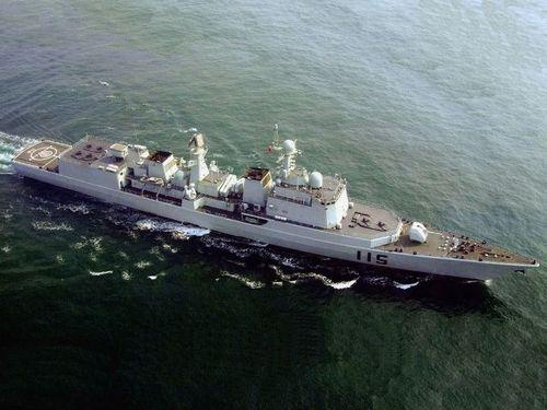 Ba hạm đội Trung Quốc kéo ra Biển Đông diễn tập - Ảnh 1