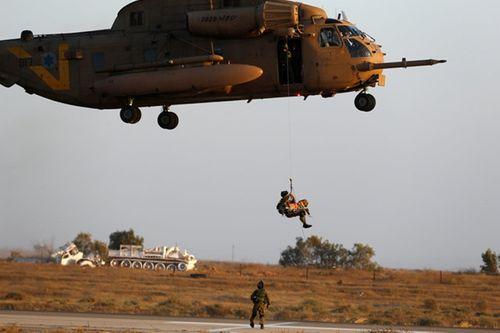 Rơi trực thăng quân sự Thổ Nhĩ Kỳ, 7 người thiệt mạng - Ảnh 1