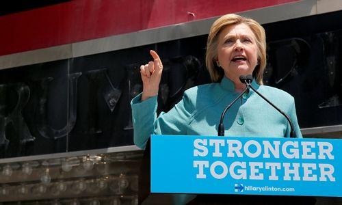 Bộ Tư pháp Mỹ không truy cứu bà Hillary bê bối email - Ảnh 1