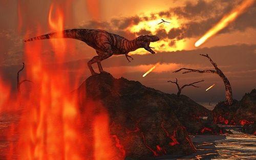 Hé lộ nguyên nhân gây ra cái chết của khủng long - Ảnh 1