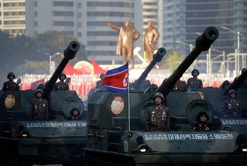 Triều Tiên tuyên bố đủ khả năng chống lại chiến lược an ninh mới của Mỹ - Ảnh 1