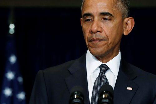Tổng thống Obama: Vụ bắn cảnh sát ở Dallas là 'cuộc tấn công hèn hạ' - Ảnh 1