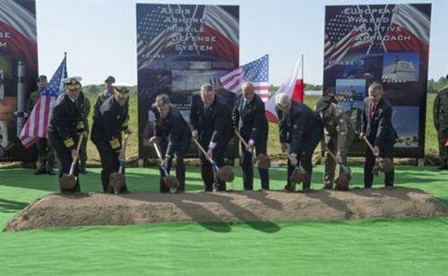 Lá chắn tên lửa NATO và thế lưỡng nan an ninh của châu Âu - Ảnh 1