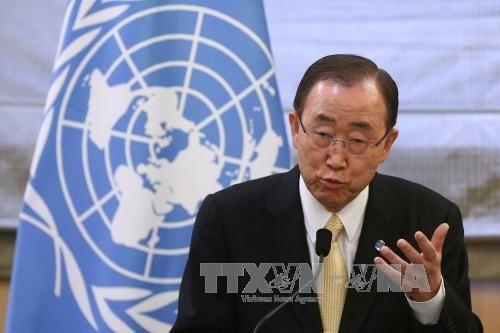 TTK LHQ kêu gọi giải pháp hòa bình cho các vấn đề Biển Đông - Ảnh 1