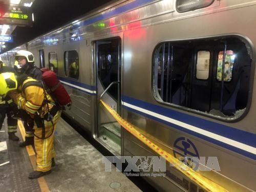 Một người Việt bị thương trong vụ nổ tàu khách ở Đài Loan - Ảnh 3