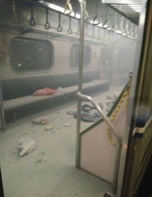 Một người Việt bị thương trong vụ nổ tàu khách ở Đài Loan - Ảnh 1