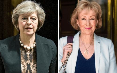 """Nước Anh sẽ có """"bà đầm thép"""" thứ hai kể từ sau Thatcher - Ảnh 1"""