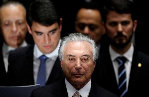 Thượng viện Brazil phế truất Tổng thống Rousseff - Ảnh 2