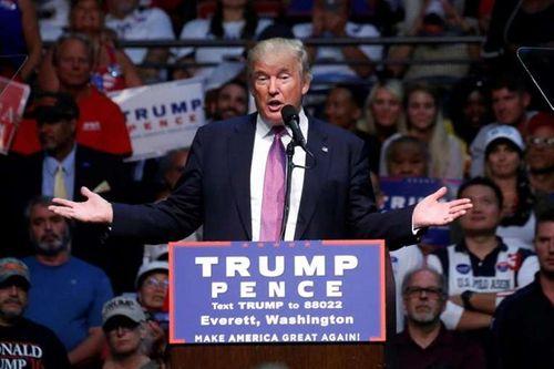 Tỷ phú Trump gọi đảng Dân chủ là đảng bóc lột - Ảnh 1