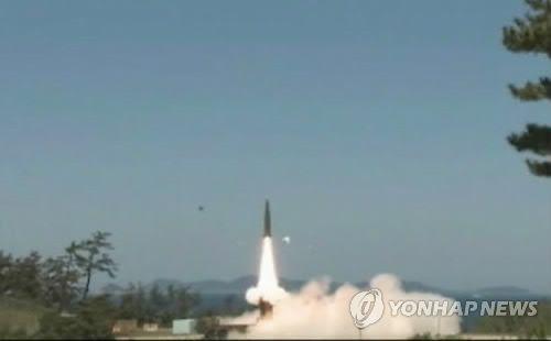 Hàn Quốc dọa xóa sổ thủ đô Triều Tiên bằng tên lửa đạn đạo - Ảnh 1