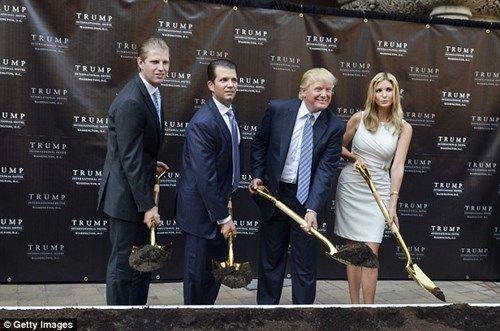 Tỷ phú Donald Trump tiến sát Nhà Trắng - Ảnh 5