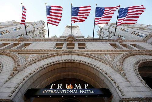 Tỷ phú Donald Trump tiến sát Nhà Trắng - Ảnh 2