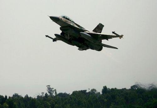 Quân đội Syria bắn hạ máy bay chiến đấu Israel - Ảnh 1