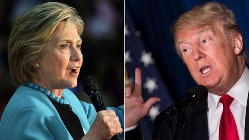 Ông Trump bỏ xa bà Clinton tại bang Utah - Ảnh 1