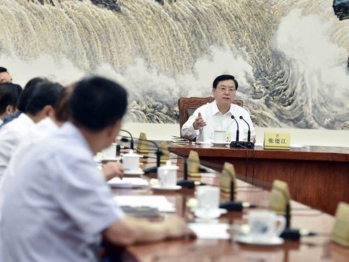 45 đại biểu Quốc hội trong một tỉnh của Trung Quốc bị bãi nhiệm - Ảnh 1