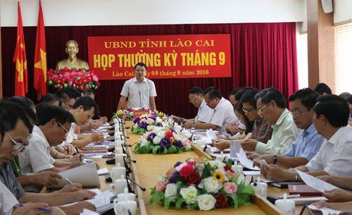 """Chủ tịch UBND tỉnh Lào Cai quyết dẹp """"nạn"""" cán bộ nhũng nhiễu người dân - Ảnh 1"""