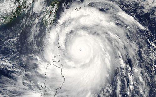 """Đài Loan đón siêu bão """"mạnh nhất hành tinh"""" - Ảnh 1"""