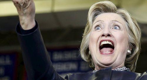 Truyền hình Mỹ tuyên bố nhầm bà Hillary Clinton qua đời - Ảnh 1