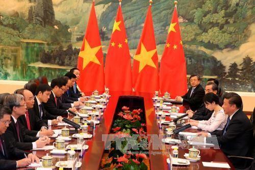 Trung Quốc đưa tin đậm nét về chuyến thăm của Thủ tướng Nguyễn Xuân Phúc - Ảnh 1