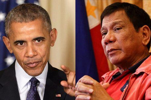 """Tổng thống Philippines có thể """"ngáng đường"""" chính sách xoay trục của Obama - Ảnh 1"""
