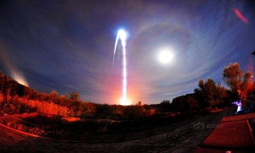 Trung Quốc phóng trạm vũ trụ Thiên Cung 2 lên quỹ đạo - Ảnh 3