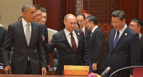 Mỹ sợ nhất đối thủ nào: Moskva, IS hay Bắc Kinh? - Ảnh 1