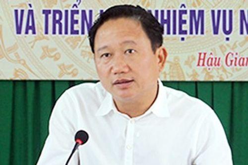 Chiều nay triển khai khai trừ Đảng ông Trịnh Xuân Thanh - Ảnh 1