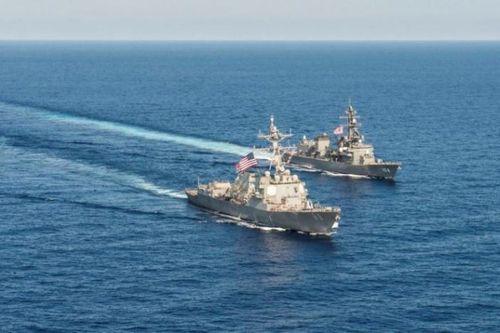 Nhật Bản sẽ tăng cường hoạt động trên toàn Biển Đông - Ảnh 1