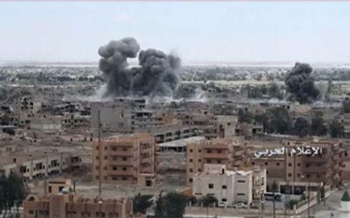 Hòa bình mong manh ở Syria lại đứng trước nguy cơ chết yểu - Ảnh 1