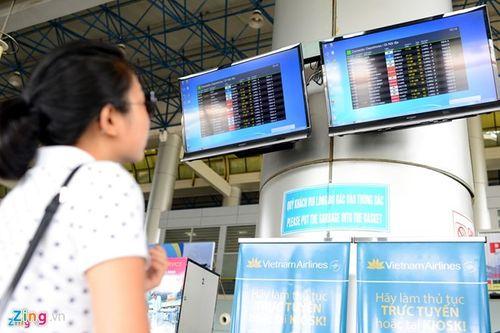 Từ tháng 9, sân bay Nội Bài chỉ phát loa thông báo 1 lần - Ảnh 1