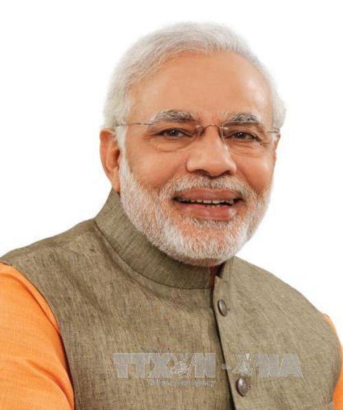 Thủ tướng Ấn Độ bắt đầu thăm chính thức Việt Nam - Ảnh 1