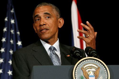 Tổng thống Obama lên tiếng về sự cố tại sân bay Trung Quốc - Ảnh 1