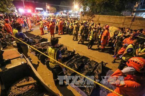 Philippines bắt nghi can đánh bom ở quê Tổng thống - Ảnh 1