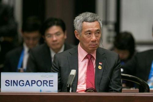 Thủ tướng Singapore lần đầu lên tiếng về sức khỏe sau khi ngất trên truyền hình - Ảnh 1