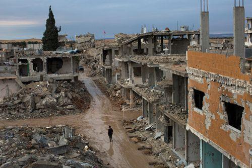 Vì sao cuộc chiến tranh Syria không thể có hồi kết? - Ảnh 1