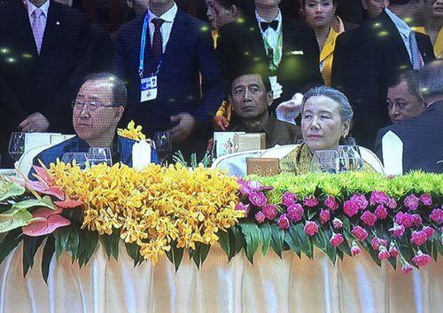 """Tổng thống Philippines """"tránh mặt"""" Tổng thống Mỹ và TTK LHQ Ban Ki Moon? - Ảnh 2"""
