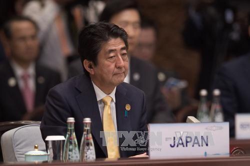 Nhật Bản viện trợ 440 triệu USD cho châu Á chống khủng bố - Ảnh 1