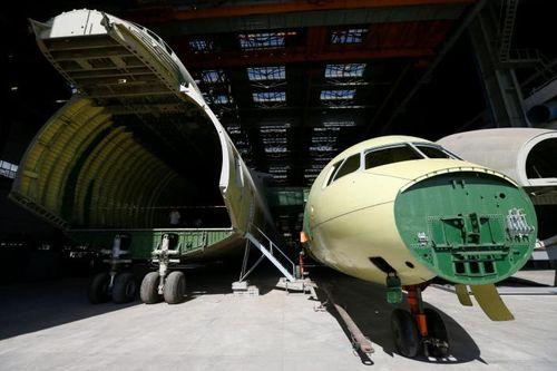 Ukraine sắp giao máy bay lớn nhất thế giới cho Trung Quốc - Ảnh 1