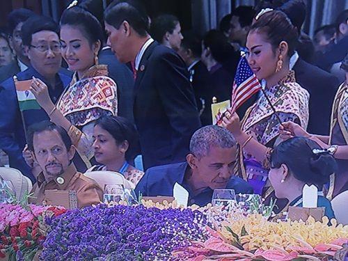 """Tổng thống Philippines """"tránh mặt"""" Tổng thống Mỹ và TTK LHQ Ban Ki Moon? - Ảnh 3"""