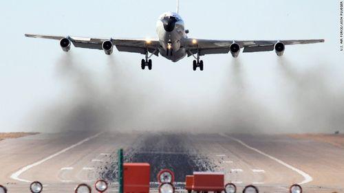 Mỹ điều máy bay dò phóng xạ điều tra vụ nổ ở Triều Tiên - Ảnh 1