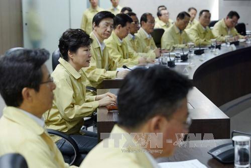 Hàn-Mỹ-Nhật đề nghị LHQ họp khẩn về vụ thử hạt nhân Triều Tiên - Ảnh 1