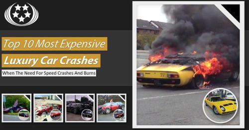 Top 10 vụ tai nạn siêu xe đắt nhất thế giới - Ảnh 1