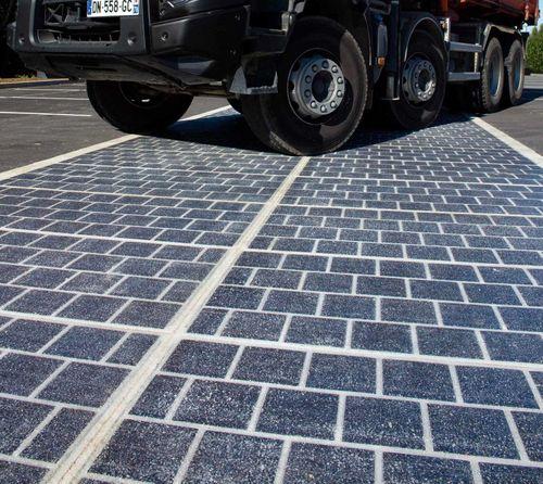 Pháp xây dựng con đường bằng pin mặt trời - Ảnh 2