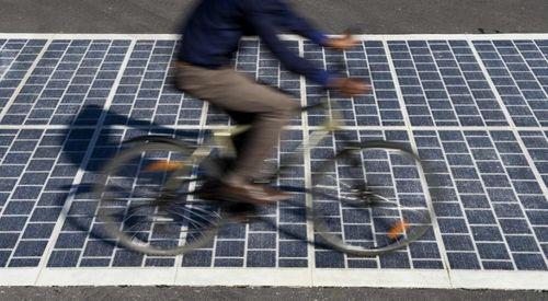 Pháp xây dựng con đường bằng pin mặt trời - Ảnh 4