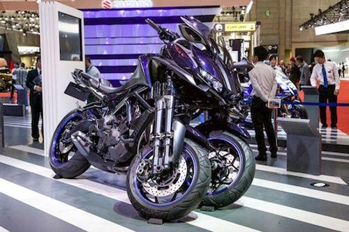 """Xuất hiện """"chiến binh"""" 3 bánh mới của Yamaha - Ảnh 1"""