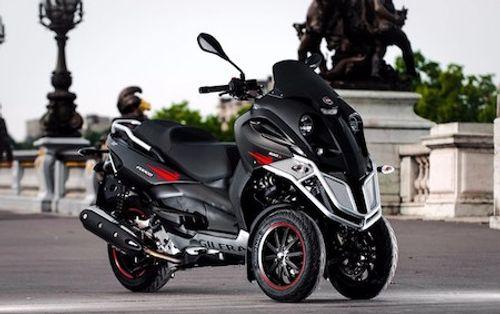 """Xuất hiện """"chiến binh"""" 3 bánh mới của Yamaha - Ảnh 4"""