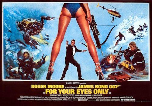 20 bật mí thú vị về chàng điệp viên hào hoa James Bond - Ảnh 16